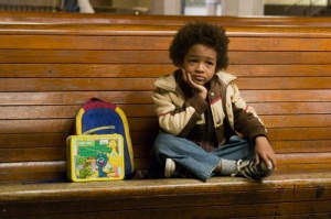 PK-16 [DF-05200] - Jaden Christopher Syre Smith stars in Columbia PicturesÕ drama The Pursuit of Happyness. Photo Credit: Zade Rosenthal