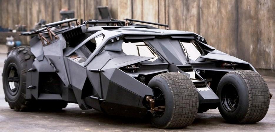 Bad ass weaponized cars in film for Garage n4 auto duppigheim